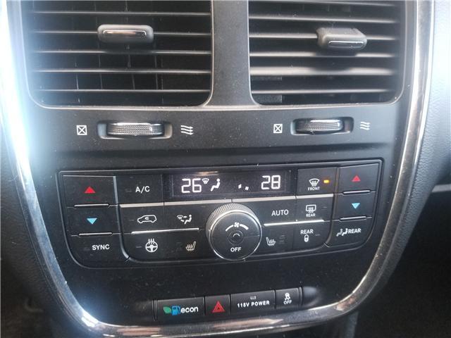 2018 Dodge Grand Caravan GT (Stk: P1557) in Saskatoon - Image 24 of 28
