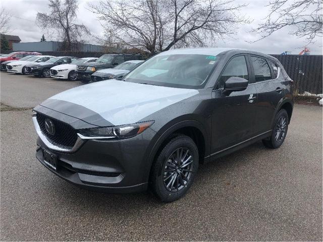 2019 Mazda CX-5 GS (Stk: SN1305) in Hamilton - Image 1 of 15