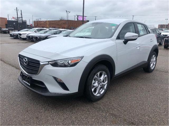 2019 Mazda CX-3 GS (Stk: SN1321) in Hamilton - Image 1 of 15
