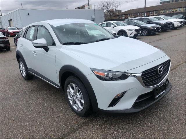 2019 Mazda CX-3 GS (Stk: SN1321) in Hamilton - Image 7 of 15