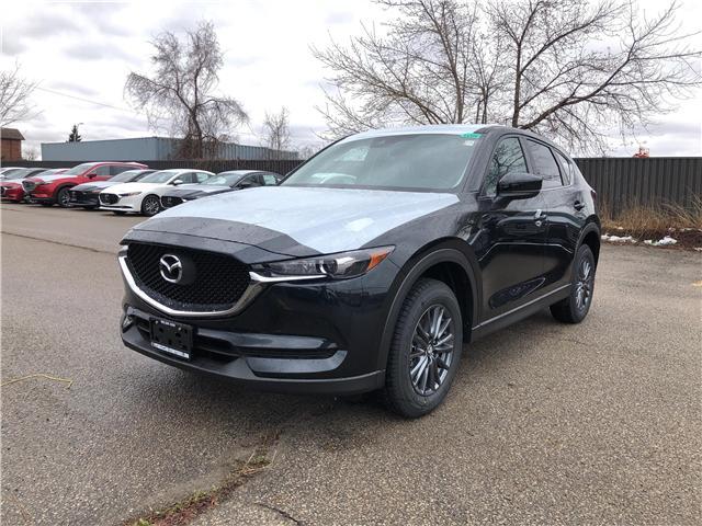 2019 Mazda CX-5 GX (Stk: SN1331) in Hamilton - Image 1 of 15