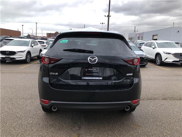 2019 Mazda CX-5 GX (Stk: SN1331) in Hamilton - Image 1 of 8
