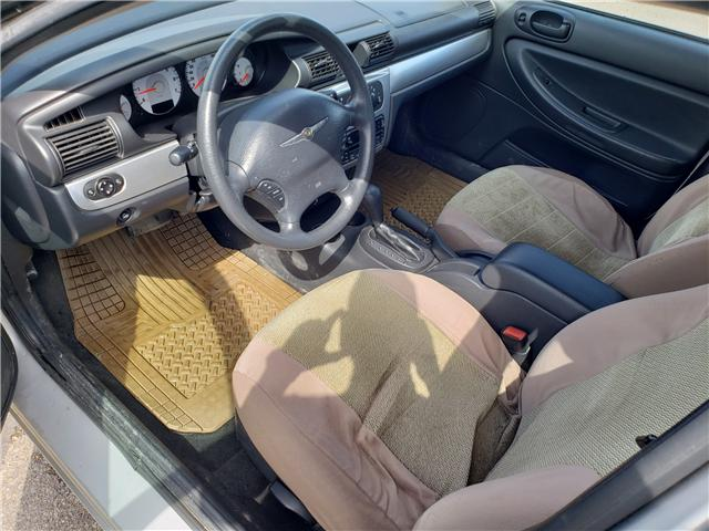 2005 Chrysler Sebring Touring (Stk: P4546) in Saskatoon - Image 6 of 25