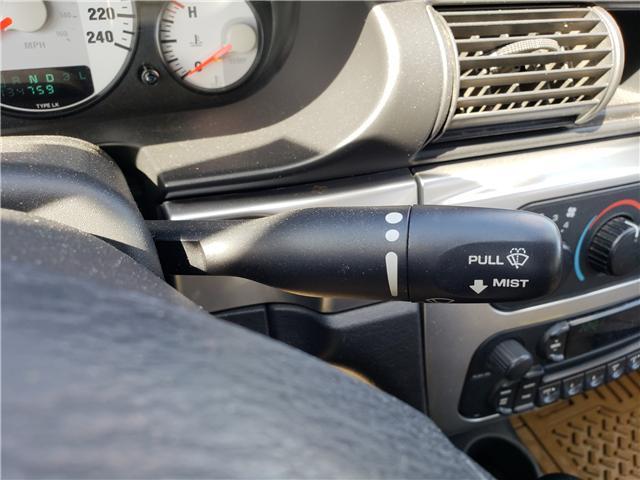 2005 Chrysler Sebring Touring (Stk: P4546) in Saskatoon - Image 12 of 25