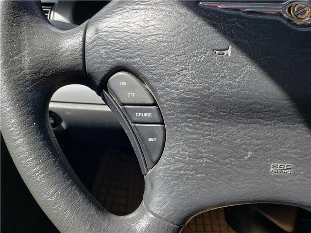 2005 Chrysler Sebring Touring (Stk: P4546) in Saskatoon - Image 13 of 25