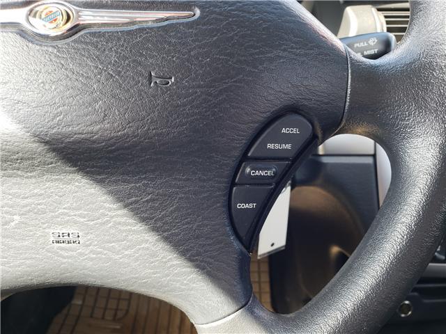 2005 Chrysler Sebring Touring (Stk: P4546) in Saskatoon - Image 14 of 25