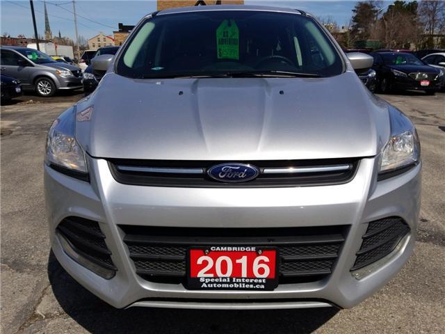 2016 Ford Escape SE (Stk: C14271) in Cambridge - Image 9 of 24