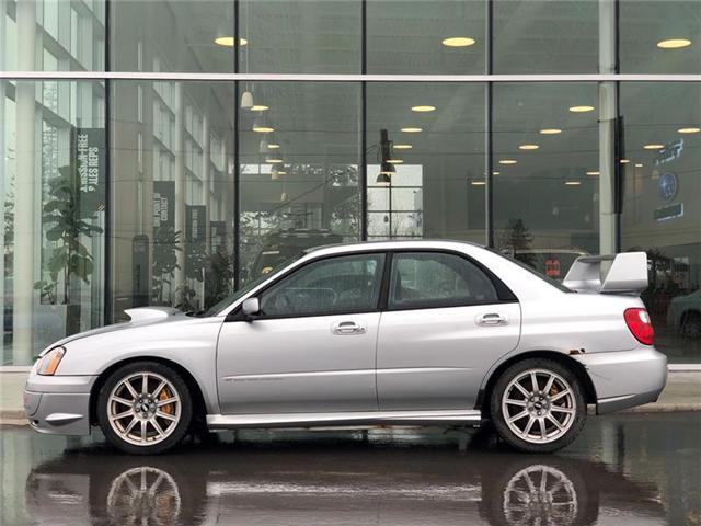 2004 Subaru Impreza WRX STi Base (Stk: SU0039) in Guelph - Image 2 of 22