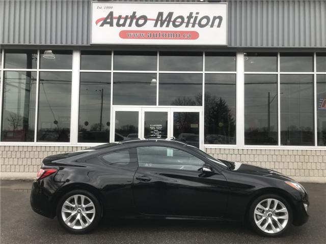 2016 Hyundai Genesis Coupe  (Stk: 19424) in Chatham - Image 2 of 22
