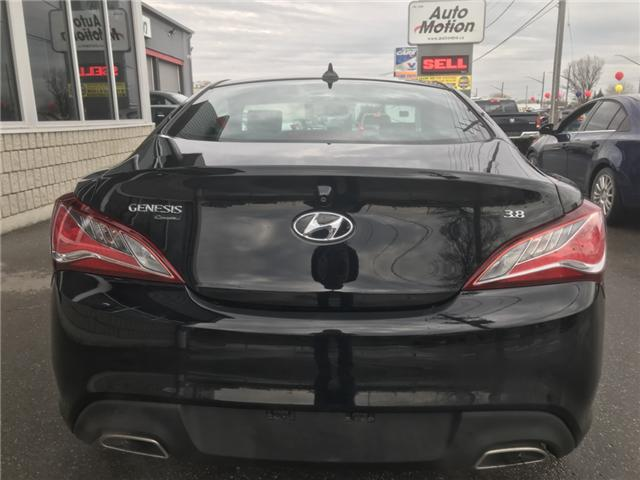 2016 Hyundai Genesis Coupe  (Stk: 19424) in Chatham - Image 5 of 22