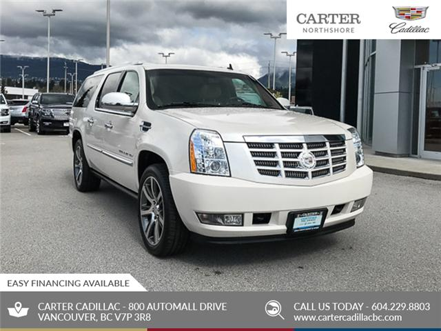 2011 Cadillac Escalade ESV Base (Stk: 971621) in North Vancouver - Image 1 of 26
