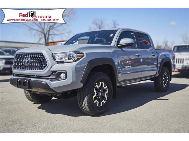 2019 Toyota Tacoma TRD Off Road (Stk: 19555) in Hamilton - Image 1 of 16