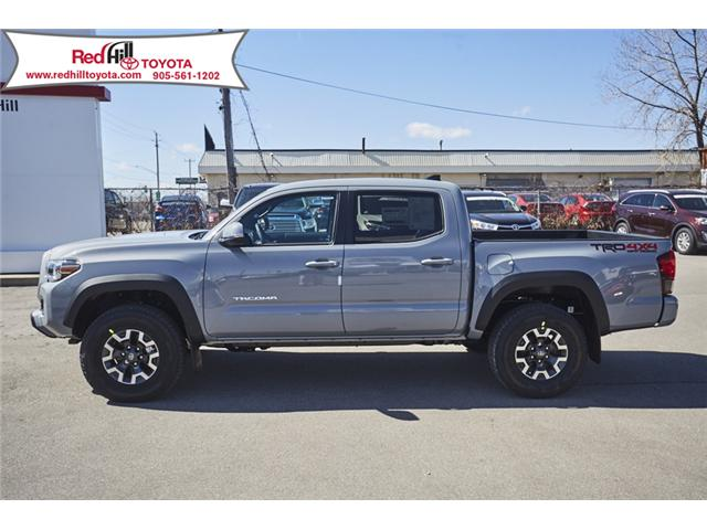 2019 Toyota Tacoma TRD Off Road (Stk: 19555) in Hamilton - Image 2 of 16