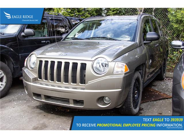2007 Jeep Compass Sport/North (Stk: 070485) in Coquitlam - Image 1 of 3