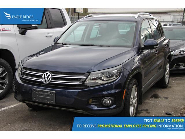 2012 Volkswagen Tiguan  (Stk: 121207) in Coquitlam - Image 1 of 4