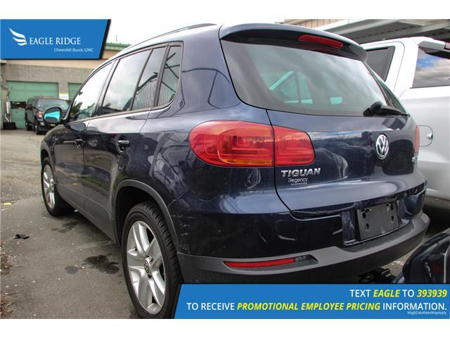 2012 Volkswagen Tiguan  (Stk: 121207) in Coquitlam - Image 2 of 4