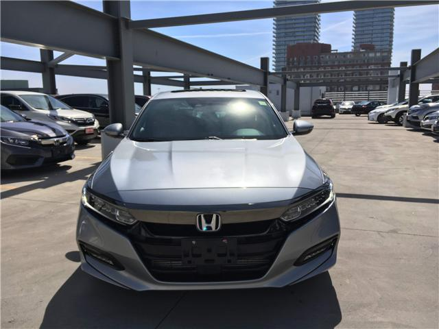 2018 Honda Accord Sport 2.0T (Stk: HP3209) in Toronto - Image 2 of 25
