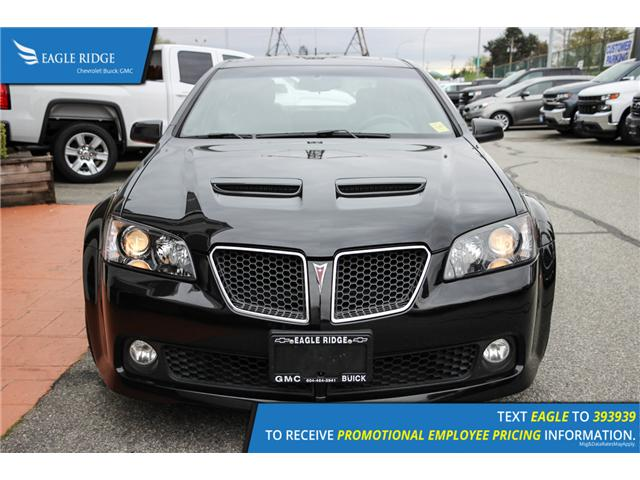 2009 Pontiac G8 GT (Stk: 098997) in Coquitlam - Image 2 of 17