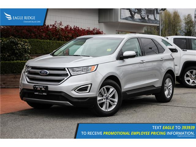 2018 Ford Edge SEL (Stk: 189327) in Coquitlam - Image 1 of 15