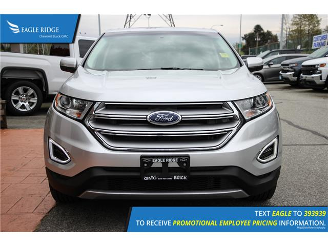 2018 Ford Edge SEL (Stk: 189327) in Coquitlam - Image 2 of 15