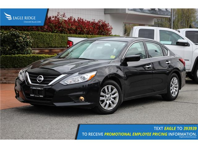 2017 Nissan Altima 2.5 (Stk: 179453) in Coquitlam - Image 1 of 14