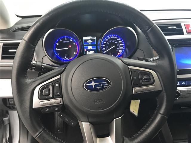2015 Subaru Outback 2.5i Touring Package (Stk: 152503) in Lethbridge - Image 17 of 26