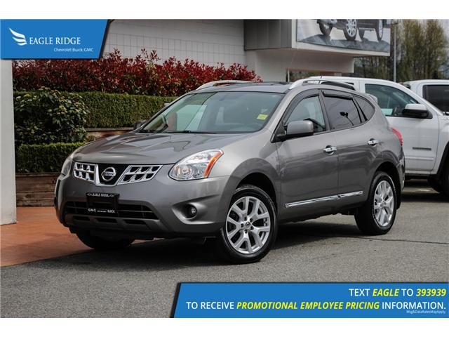 2013 Nissan Rogue S (Stk: 139387) in Coquitlam - Image 1 of 17