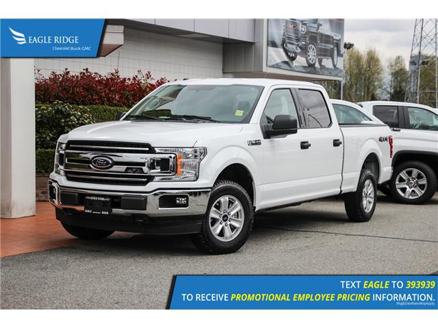 2018 Ford F-150 XLT (Stk: 189491) in Coquitlam - Image 1 of 15