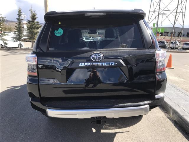 2019 Toyota 4Runner SR5 (Stk: 190256) in Cochrane - Image 4 of 15