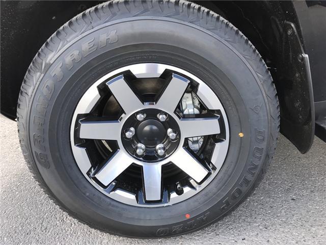 2019 Toyota 4Runner SR5 (Stk: 190256) in Cochrane - Image 9 of 15