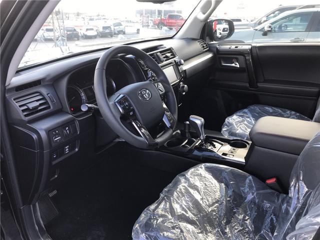 2019 Toyota 4Runner SR5 (Stk: 190256) in Cochrane - Image 11 of 15