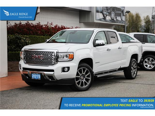 2019 GMC Canyon Denali (Stk: 98033A) in Coquitlam - Image 1 of 18