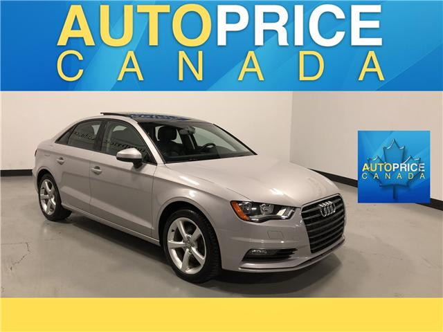 2015 Audi A3 1.8T Komfort (Stk: F0244) in Mississauga - Image 1 of 25