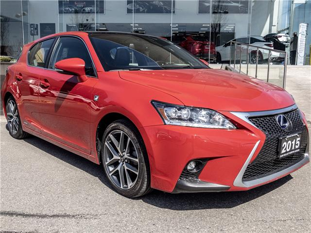 2015 Lexus CT 200h Base (Stk: 27738A) in Markham - Image 1 of 21
