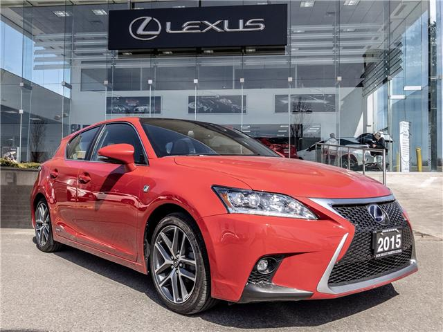 2015 Lexus CT 200h Base (Stk: 27738A) in Markham - Image 2 of 21