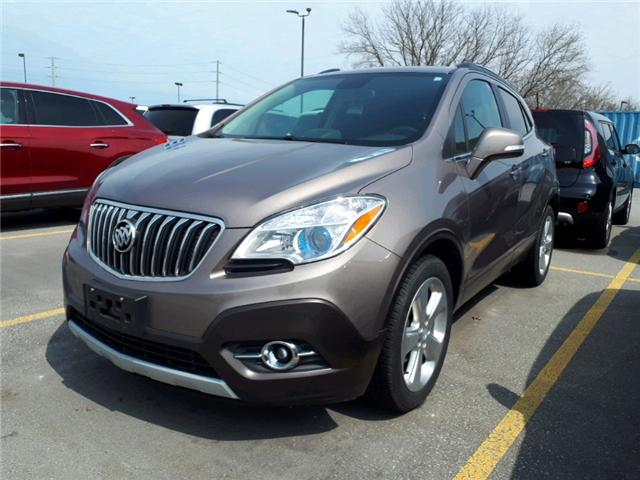 2015 Buick Encore Convenience (Stk: FB040185) in Sarnia - Image 1 of 2
