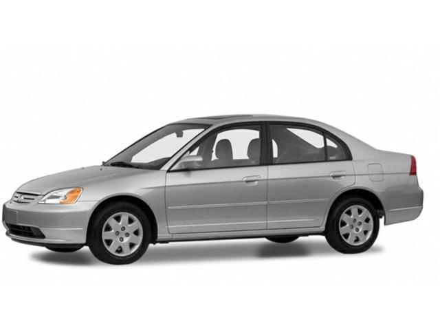 Used 2001 Honda Civic DX-G  - Coquitlam - Eagle Ridge Chevrolet Buick GMC