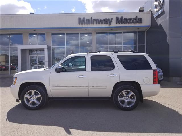 2014 Chevrolet Tahoe LTZ (Stk: M19128A) in Saskatoon - Image 1 of 27