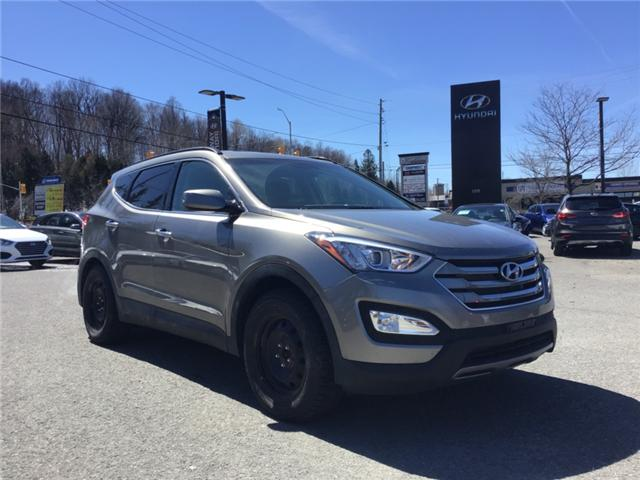 2016 Hyundai Santa Fe Sport 2.4 Premium (Stk: P3267) in Ottawa - Image 1 of 11