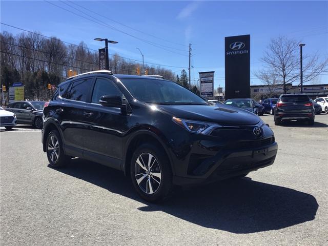 2018 Toyota RAV4 LE (Stk: X1284) in Ottawa - Image 1 of 11
