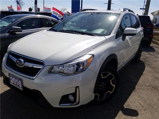 2016 Subaru Crosstrek Touring Package (Stk: OP10288) in Mississauga - Image 1 of 14