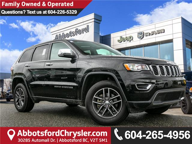 2018 Jeep Grand Cherokee Limited (Stk: AB0760) in Abbotsford - Image 1 of 26