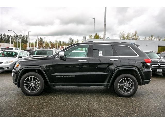 2018 Jeep Grand Cherokee Limited (Stk: AB0760) in Abbotsford - Image 4 of 26