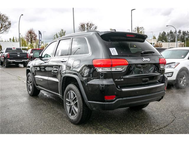 2018 Jeep Grand Cherokee Limited (Stk: AB0760) in Abbotsford - Image 5 of 26
