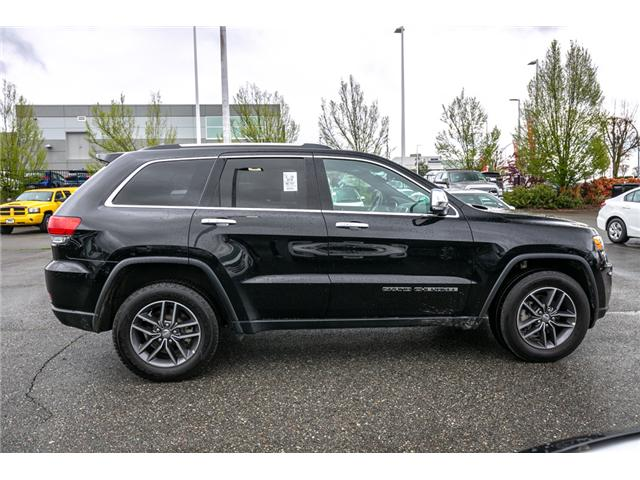 2018 Jeep Grand Cherokee Limited (Stk: AB0760) in Abbotsford - Image 8 of 26