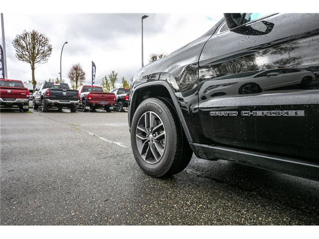 2018 Jeep Grand Cherokee Limited (Stk: AB0760) in Abbotsford - Image 14 of 26