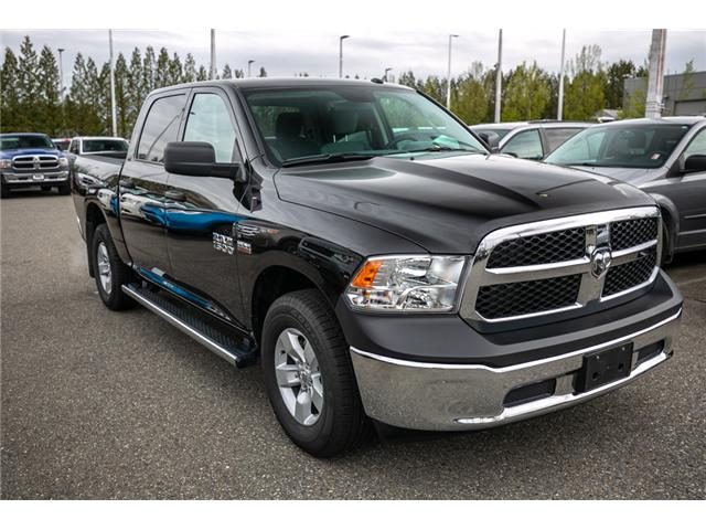 2017 RAM 1500 ST (Stk: K601045A) in Abbotsford - Image 9 of 22