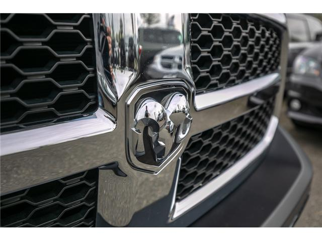 2017 RAM 1500 ST (Stk: K601045A) in Abbotsford - Image 10 of 22