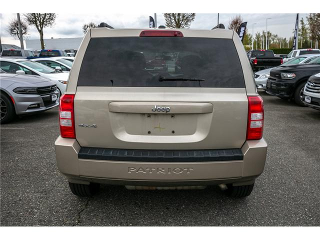 2010 Jeep Patriot Sport/North (Stk: K718957A) in Abbotsford - Image 6 of 24