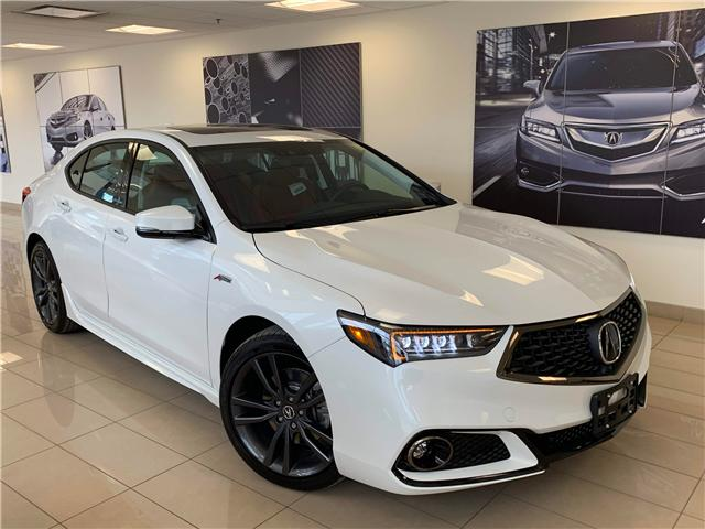 2019 Acura TLX Tech A-Spec (Stk: TX12585) in Toronto - Image 1 of 10